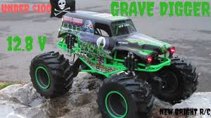 12.8V Grave Digger By New Bright Unboxing & Testing - YouTube New Bright Monster Jam Radio Control And Ndash Grave Digger Remote Truck G V Rc Car Jams Amazoncom 124 Colors May Vary Gizmo Toy 18 Rc Ff Pro Scorpion 128v Battery Rb Grave Digger 115 Scalefreaky Review All Chrome Scale Mega Blast Trucks Triangle By Youtube 1530 Pops Toys New Bright Big For Monster Extreme Industrial Co