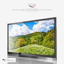 ocea pro 500 smart touch badezimmer tv 50 4k ultra hd
