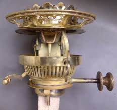 Ebay Antique Kerosene Lamps by Antique Hinks U0026 Son Patent No 2 Duplex Brass Burner Kerosene Oil