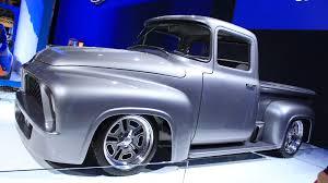 100 1956 Ford Truck Gene Simmons Custom Snakebit F100 SEMA Live Gallery