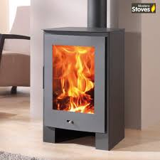 modern multi fuel stoves wood burning multi fuel stove 10kw contemporary stove ebay