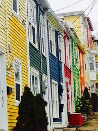 Houses In Pictures by Jellybean Row Houses セント ジョンズ Jellybean Row Housesの写真