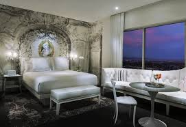 One Bedroom Suite At Palms Place by Palms Place Condos Casino Floor Bedroom Suites Las Vegas Strip One