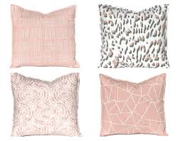 Replacement Sofa Pillow Inserts by Blush Pillow Covers Throw Pillow Covers Decorative Pillow