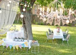 Backyard Birthday Party Ideas Sweet 16 Archives PARTY DECORATION