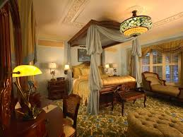 Retro Victorian Style Bedroom Ideas