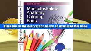 Musculoskeletal Anatomy Coloring Book Pdf E Joseph The Physiology
