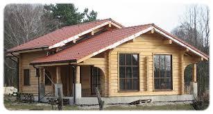 les chalets bois en rondins massifs de biélorussie