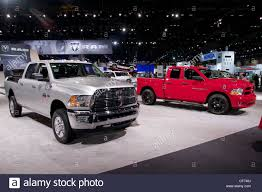100 2012 Trucks Ram Pickup Chicago Auto Show Stock Photo 43797618 Alamy