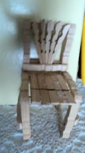 Making A Clothes Pin Chair | ThriftyFun