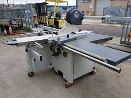 used panel saws woodworking machinery allwood essex