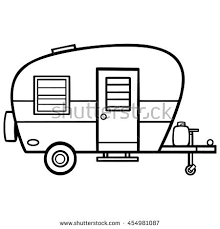 Camper Stock Images Royalty Free Vectors