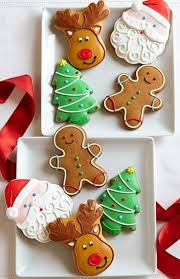 Christmas Tree Meringues Cookies by 17 Skillfully Decorated Christmas Cookies Which Will Spread Cheer