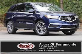 Does Acura Mdx Have Captains Chairs by New Acura Mdx For Sale At Acura Of Serramonte In Colma Ca