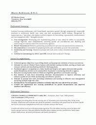 Experienced Rn Resume Examples For Nurse Nurses