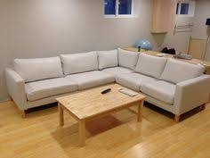 sandbanks 2 piece double size sofa bed sectional sears canada