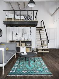 Full Size Of Bedroombedroom Loft Ideas Modern Small Apartment With Open Plan And Marvelous