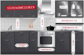 mehr ergonomie in der küche die richtigen küchenmaße küche co