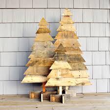 Resultado De Imagen Para Diy Plank Crafts Wooden Christmas TreesRustic