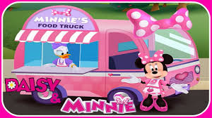 100 Food Truck Apps Disney Minnie Mouse IPad IPhone App For Kids YouTube