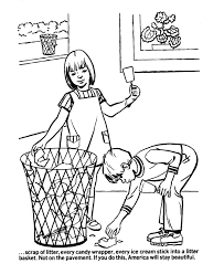 Earth Day Coloring Pages 4