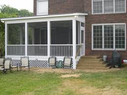 Champion Patio Rooms Porch Enclosures by Multi Level Decks With Roof Low Pitched Hip Roof With 6 Sides