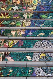 16th Ave Tiled Steps Project by The Moment With Artsy Steps U2014 Tiny Big Moments