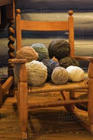 Balls Of Wool On Small Old Wooden Rocking Chair In Bedroom Of Country  Cottage Style Residential Log Home, Quebec, Canada Stock Photo Belham Living Seacrest Cottage All Weather Resin Rocking Kidsaw Country Chair Caneback Rocking Chair In Small Cottage Living Room With And Old Pine Table Fashioned Dixie Seating Co 4101618 2 Asheville Adult Chairs 1 Studio Side Table Classic White By Bella Esprit Crafts Howto Refresh An Old Two Tone Summer Pines Best Airbnb Cape Cod Bnbnomad Rocker Childs Hand Painted Kids Rockiing Childrens Chairs