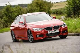2015 BMW 320d M Sport saloon review review
