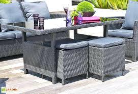 canap salon de jardin canape jardin resine salon de jardin avec table de jardin en verre