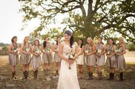 2 Beautiful Rustic Bridesmaid Dress 2014