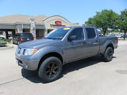 2018 Used Nissan Frontier SV Crew Cab 4x4 3