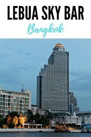Lebua Sky Bar, Bangkok: Rooftop Bar Aus