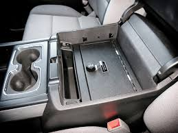 100 Truck Console Safe Vaults Secure Storage On The Trail TREAD Magazine