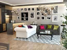 Toshis Living Room by Interior Design House In Venezuela