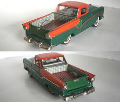 Bandai Japan 50's Ford Ranchero Pick Up 1957 Friction 11.75 Inches ... 1957 Ford Ranchero For Sale 2077490 Hemmings Motor News Stock Photos Images Alamy 1965 Falcon Pickup Truck Youtube Chevrolet El Camino And Whats In A Name 1978 Truck Sales Folder Lowered Custom 1950s Vintage Ford Ranchero Truck Structo Toy Land Garage Shop Spec 1962 Bring A Trailer 1968 500 Pick Up 336 Near Classic Trucks Advertising Pinterest Considers Compact Unibody Pickup The Us Conv Flickr