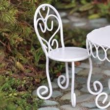 Crafty Design Fairy Garden Furniture Miniature Chair