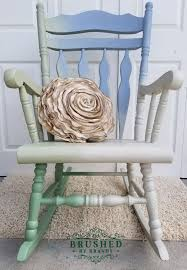 Rocking Chair Painted With Hemway Glitter Paint In Pistachio ... Painted Vintage Rocking Chair Dark Bluepainted Slatback Armed Sale 15 Best Paint Colors For Small Rooms Pating Antique Spinet Below Fitted Bookcase In Cottage Living Room Update A Nursery Glider The Diy Mommy Shabby Chic Blue Painted Rocking Chair Fredericia Fniture Stingray Design Adirondack Flat Shine Company 4332dg Vermont Green Lincombe Teak Hardwood Garden With Cushion Complete Guide To Buying Polywood Blog