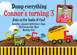 Construction Birthday Invitations, Dump Truck Birthday Invitation Dump Truck Baby Shower Invitation Hitachi Eh5000 Aciii Gold 187 Trucks Pinterest Cstruction And Tiaras Sibling Birthday Invitations Printed Invites Heavy Equipment Free Christmas Templates New Party Images Of Garbage Design Lovely Invite Digital Clipart Truck Cement Bulldoser Perfect Mold Card Printable Diy Boy Mama A Trashy Celebration Day The Dead Cam Newton In Car Crash With