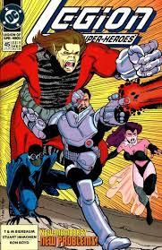 Legion Of Super Heroes Vol 4 45