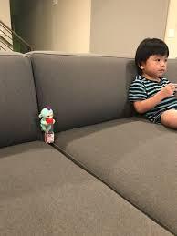 Zoe Watching Phil Play Games