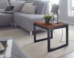 side table made of sheesham wood iron inmarwar