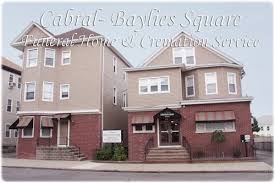 Cabral Baylies Square Lamoureux Funeral Home