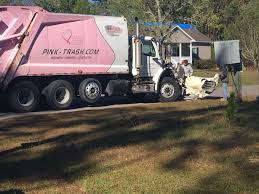 Motorcyclist Identified In Fatal Trash Truck Crash - WWAY TV