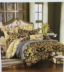 3 pieces bed linen set white meander medusa 140x200 cotton