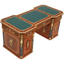 bureau acajou bureau style empire retour d egypte acajou malmaison meuble de style
