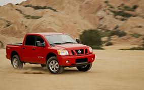 100 Motor Trend Truck Of The Year History 2012 Nissan Titan Pro4X First Test