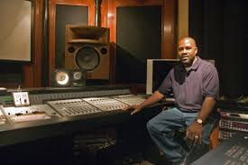 Ronald Bookman CEO Studio 7303 Is Shown Inside The Recording Booths At His