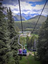 100 The Cliffhouse Experience Mount Norquays Sightseeing Chairlift And