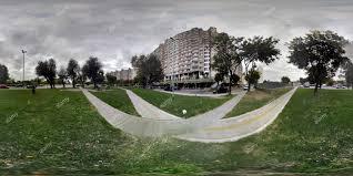 100 Villa Lugano 360 View Of Building Complex At Buenos Aires